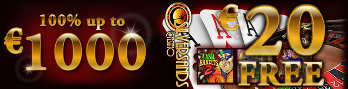 Silversands Online Casino No-Deposit And Welcome Bonus