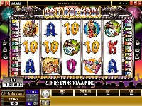 Microgaming - Rock On Slot