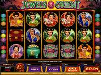 Microgaming - Jewels Of The Orient
