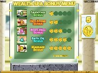 Microgaming - Wealth Spa Slot Game